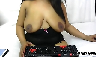 Lewd African Chick