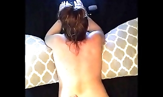 Fucking Horny Housewife As She Chats With Men