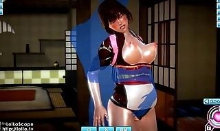 Honey Perturb  Aoi Hentai 3D 2