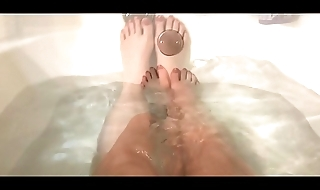 Bathtub Beautiful Feet Ripoff Catherine Grey