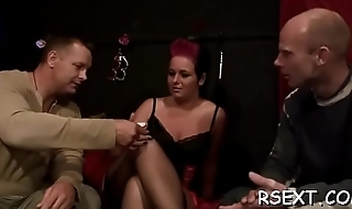 Beautiful hooker gives hot blowjob and spreads wide for dick