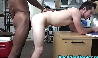 Straight stud drilled by BBC during casting
