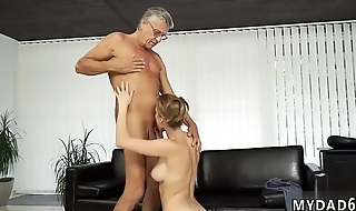 Old granny casting couch Sex with her boyboss&acute_s litt�rateur after