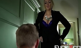 Amber Jayne In Hostel Situation