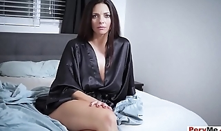 Sinful stepdaughter lesbian love with her hot stepmom