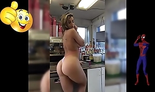 Titillating BARISTA GIRLS COMPILATION