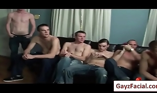 Bukkake Boys - Gay Hardcore bukkake video porno 05