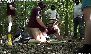 The most recent gangbang escapades of slutwife Nicole