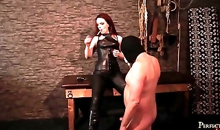 Smoking Hot Ballbusting 3 - Balls Busted by Mistress Rebekka Raynor
